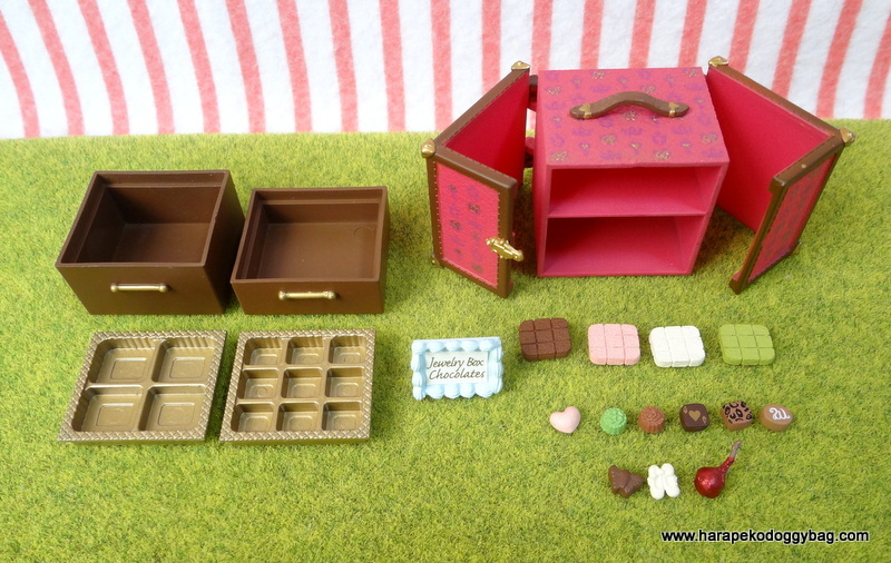rement rement miniatures all lovely chocolate jewelry box
